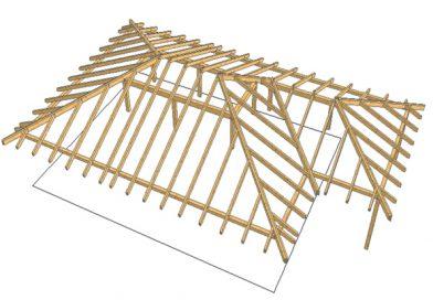 Rozdělení střech