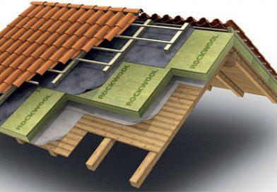 izolace střecha
